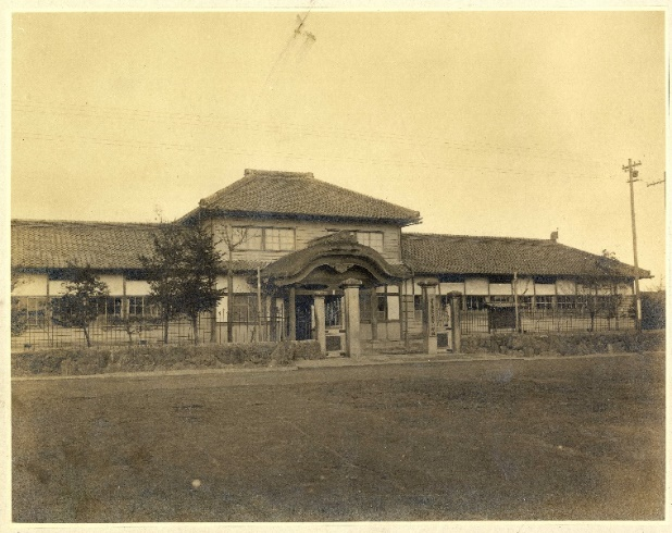 津島第一尋常小学校