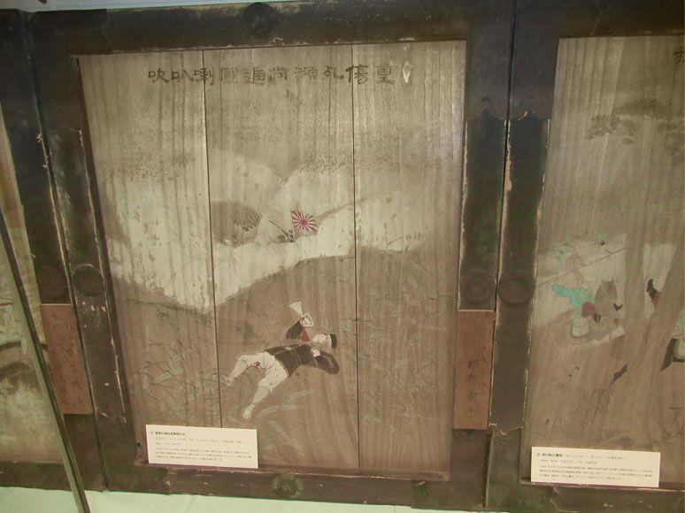 企画展示「日清戦争扁額画展」