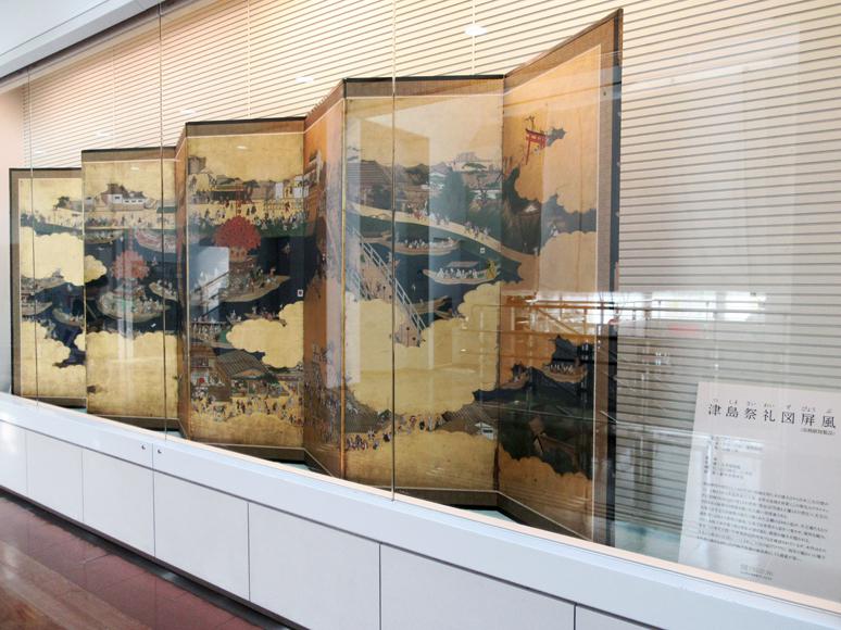 企画展示「津島祭礼図屏風展」