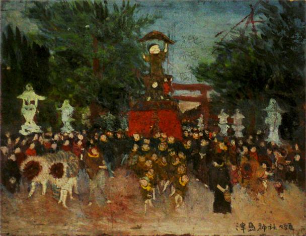 「津島天王祭」