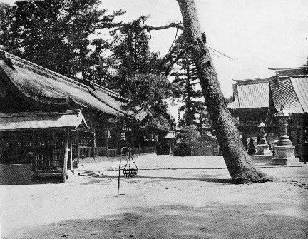 1913(大正2)年・津島神社