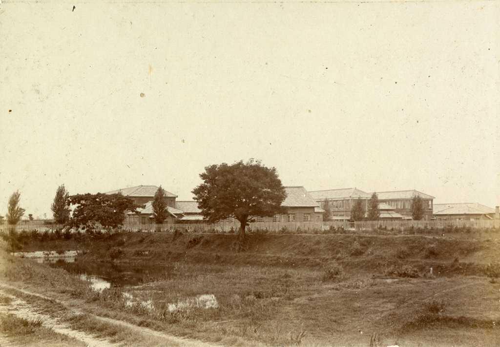 津島高等学校の歴史写真
