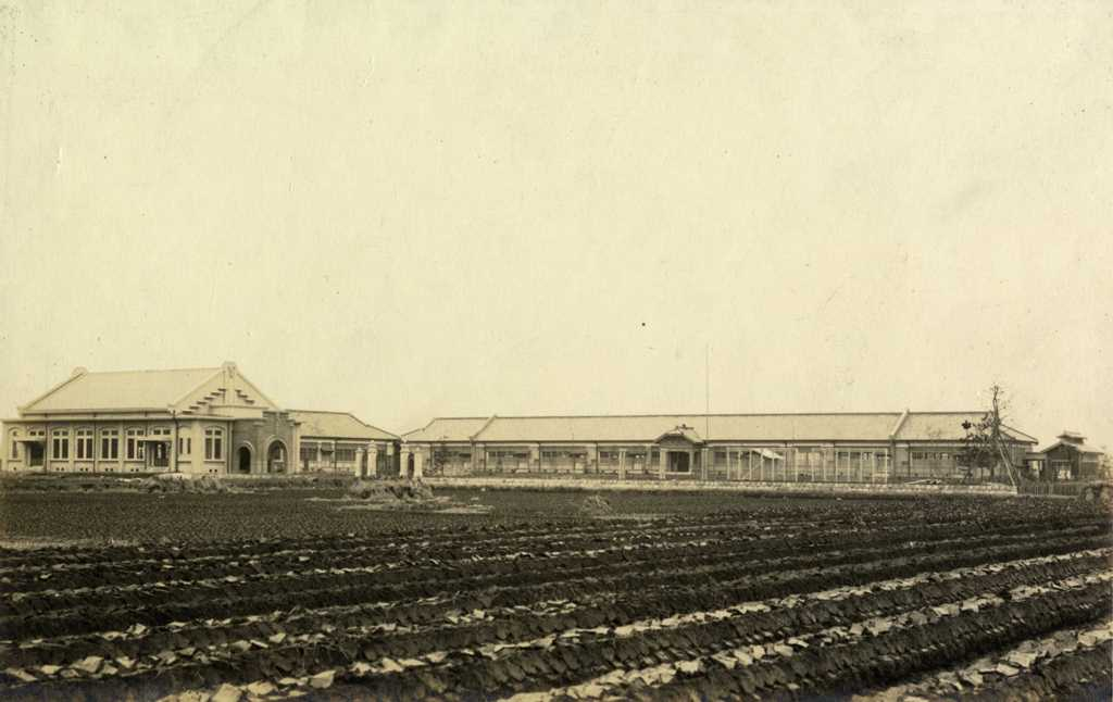 東小学校の歴史写真 津島第三尋常小学校 津島第三尋常小学校